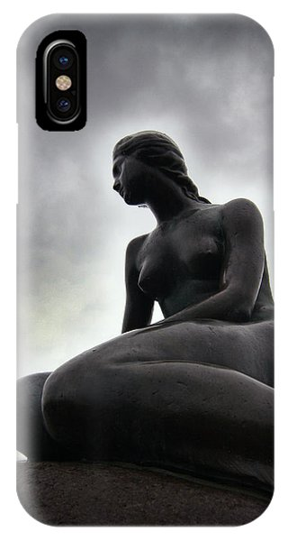 Woman Standing Strong IPhone Case