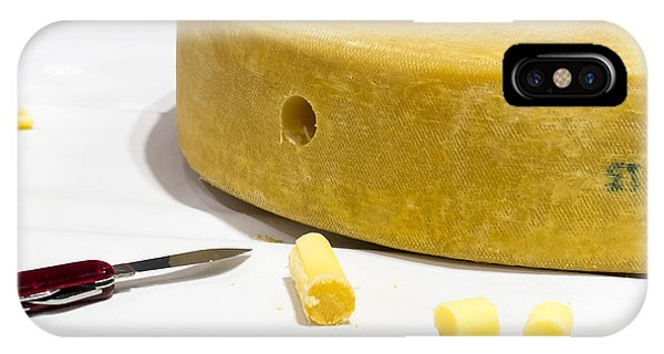 World Cheese Championships IPhone Case