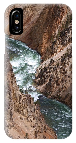 Yellowstone River IPhone Case