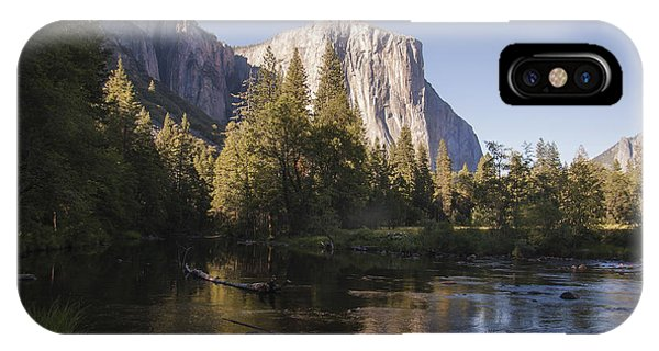 iPhone Case - Yosemite Valley by Anthony Forster