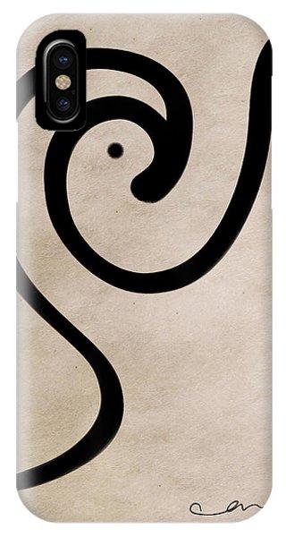 Zen Bird IPhone Case