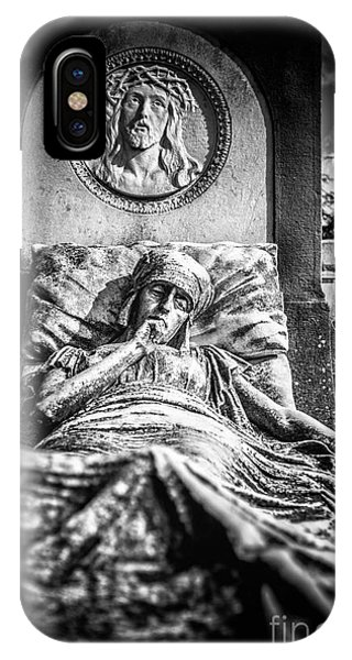 Cemetery Of Mantova IPhone Case