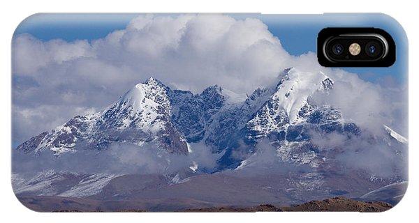 Himalaya Range  IPhone Case