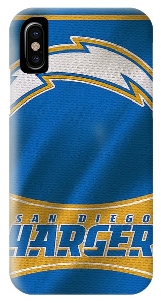 San Diego Chargers Uniform IPhone Case