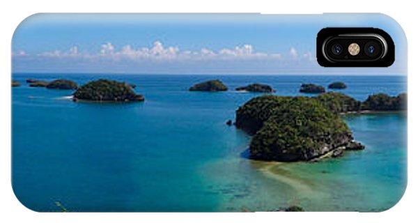 100 Islands National Park IPhone Case