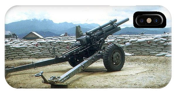 105mm Howitzer IPhone Case