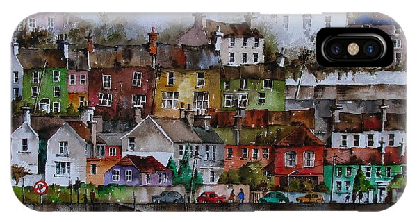 107 Windows Of Kinsale Co Cork IPhone Case