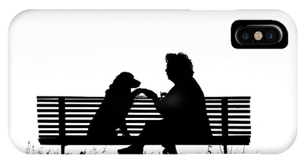 Connections iPhone Case - 11 Agosto Ore 17,30 by Luciano Caturegli