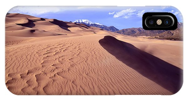 Great Sand Dunes IPhone Case