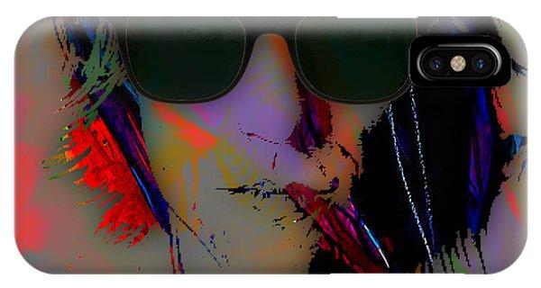 Jon Bon Jovi Collection IPhone Case
