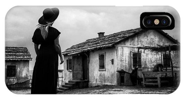 Rural iPhone Case - Untitled by Mikhail Potapov