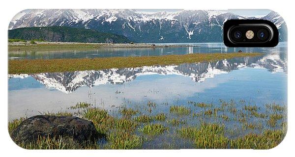 Glacier Bay iPhone Case - Usa, Alaska, Glacier Bay National Park by Jaynes Gallery