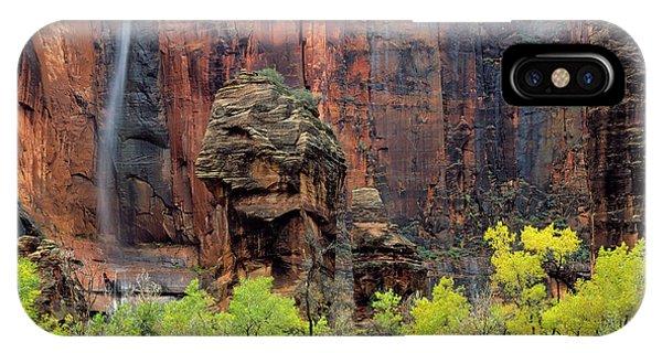 Zion National Park, Utah IPhone Case