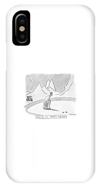 New Yorker August 21st, 2000 IPhone Case