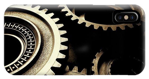 Cogs IPhone Case