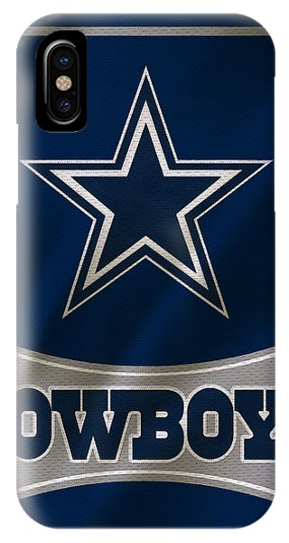Dallas Cowboys Uniform IPhone Case