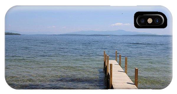 Lake Winnipesaukee IPhone Case