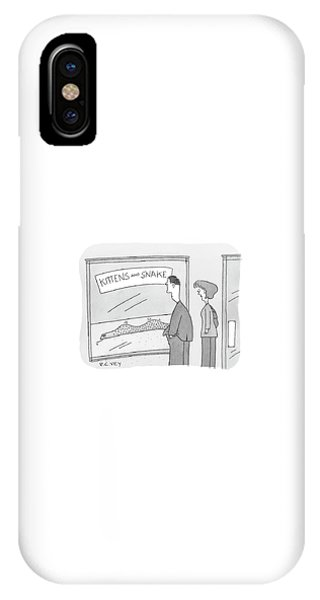 New Yorker December 17th, 2007 IPhone Case