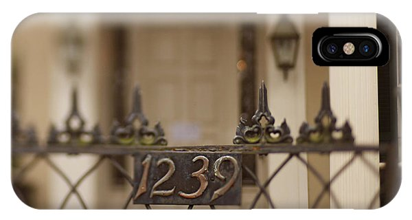 1239 Gate IPhone Case