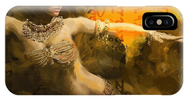 Corporate Art Task Force iPhone Case - Belly Dancer by Corporate Art Task Force