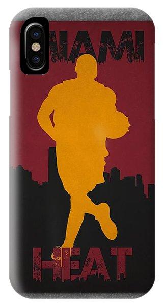 Miami Heat IPhone Case