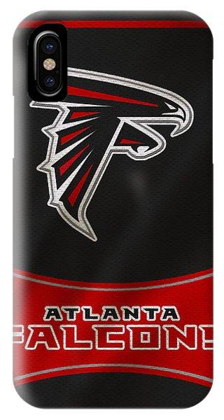 Atlanta Falcons Uniform IPhone Case