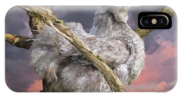 14. Cuckoo Bush IPhone Case