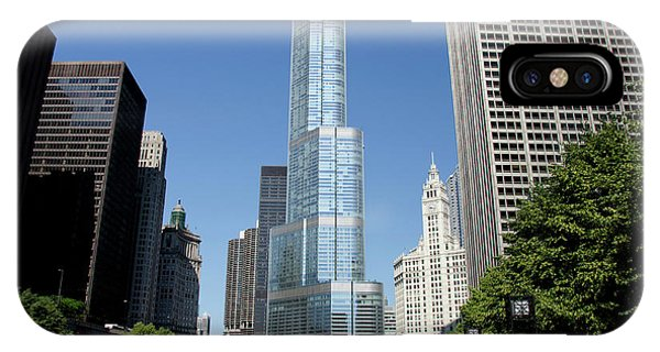Illinois, Chicago IPhone Case