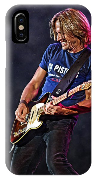 Keith Urban IPhone Case