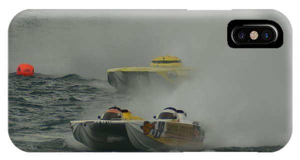 Port Huron Sarnia International Offshore Powerboat Race IPhone Case