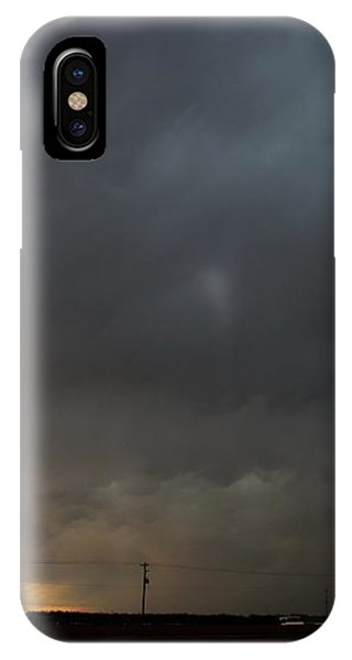 Let The Storm Season Begin IPhone Case