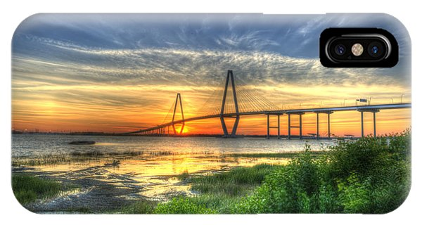 Lowcountry Sunset IPhone Case