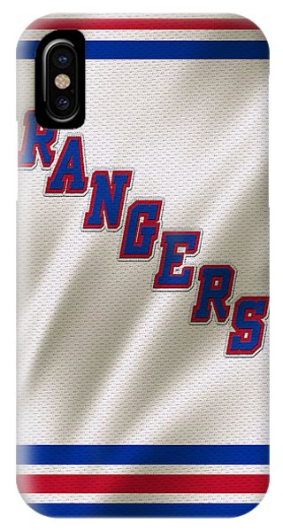 New York Rangers IPhone Case