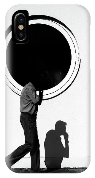 Men iPhone Case - Untitled by Anna Niemiec