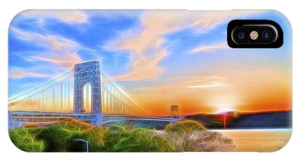 Sunset Dream IPhone Case