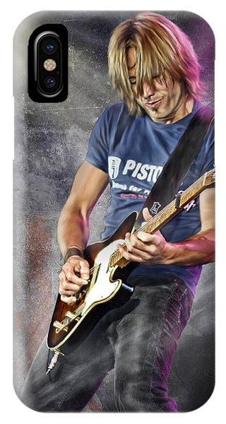 Ryman Auditorium iPhone Case - Keith Urban by Don Olea