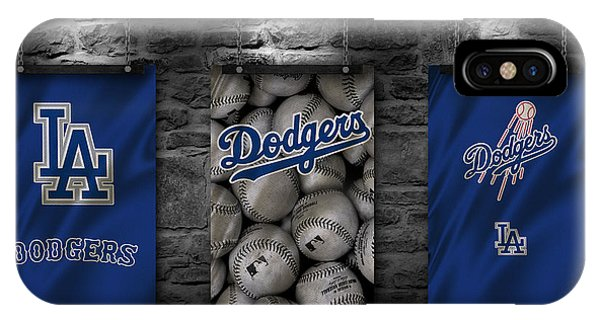 Los Angeles Dodgers IPhone Case