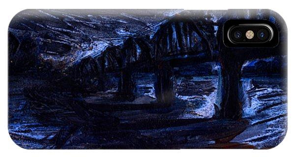 St. Charles Bridge  07 IPhone Case