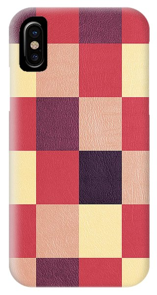 White Background iPhone Case - Pixel Art by Mike Taylor