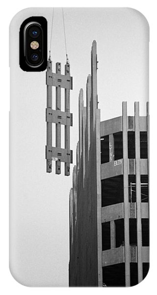 #169 Raising Steel IPhone Case