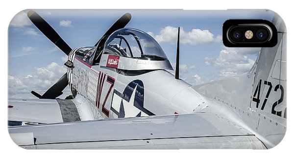 P-51 Mustang IPhone Case