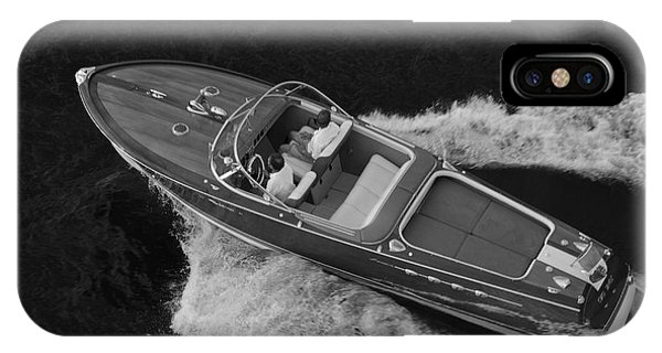 Riva Aquarama IPhone Case
