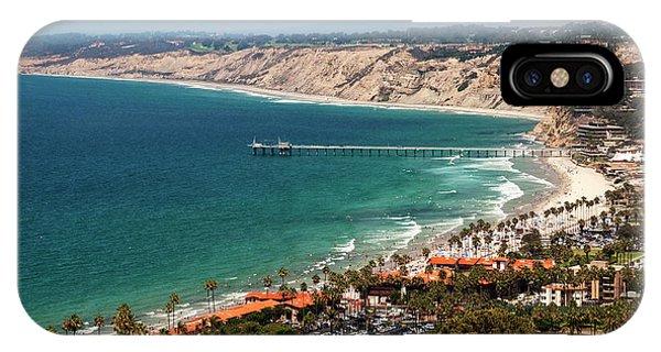 Scripps Pier iPhone Case - Usa, California, La Jolla by Ann Collins