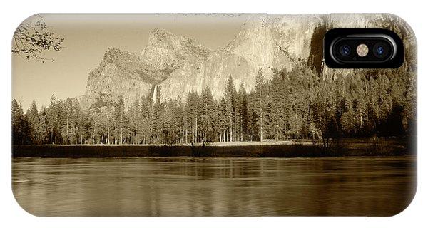 Usa, California, Yosemite National IPhone Case