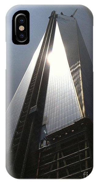 1776 Freedom Tower IPhone Case