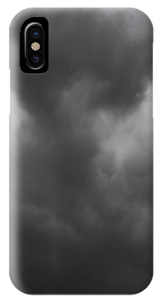 IPhone Case featuring the photograph Let The Storm Season Begin by NebraskaSC