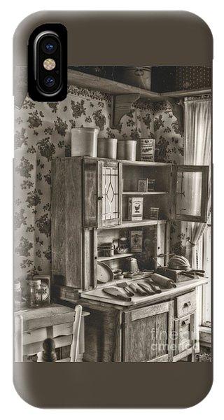1800s Kitchen IPhone Case