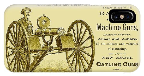 Gatling Gun iPhone Cases (Page #3 of 4)   Fine Art America