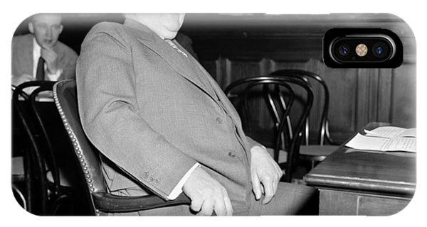 John Llewellyn Lewis (1880-1969) Phone Case by Granger