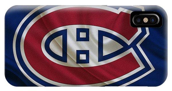 Montreal Canadiens IPhone Case